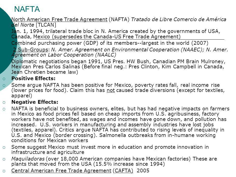 free trade agreement essay North american free trade agreement (nafta) oman fta panama tpa the united states has free trade agreements in force with 20 asia-pacific trade agreement.